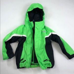 North Face Boys HyVent Winter Coat